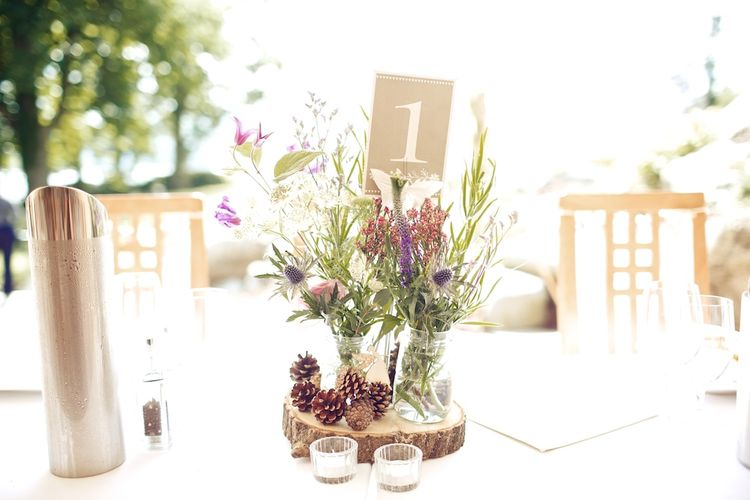 Wedding Flowers For Table