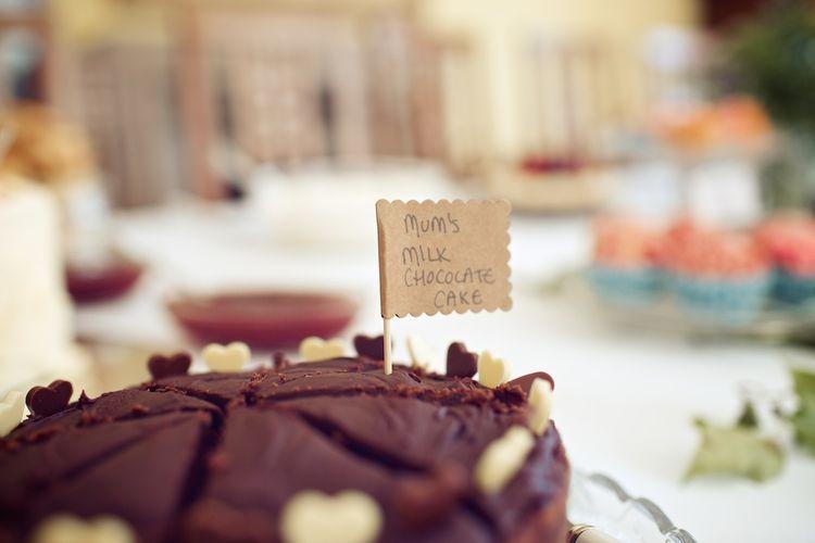 Homemade Cakes For Wedding
