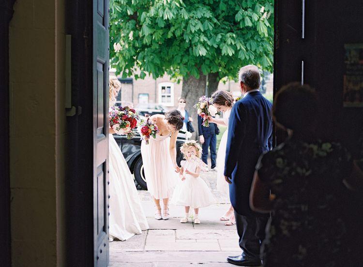 Bridal Party   Classic Wedding at Trafalgar Tavern, Greenwich, London   Ann-Kathrin Koch Photography