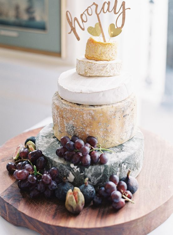 Cheese Tower   Classic Wedding at Trafalgar Tavern, Greenwich, London   Ann-Kathrin Koch Photography