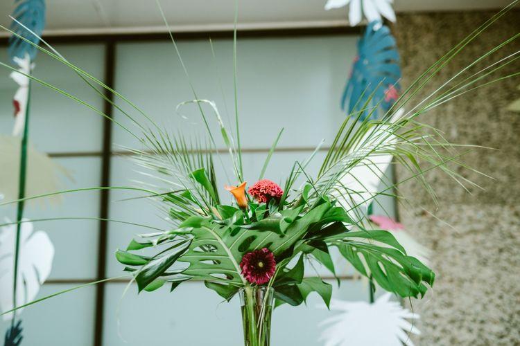 Tropical Flowers & Foliage