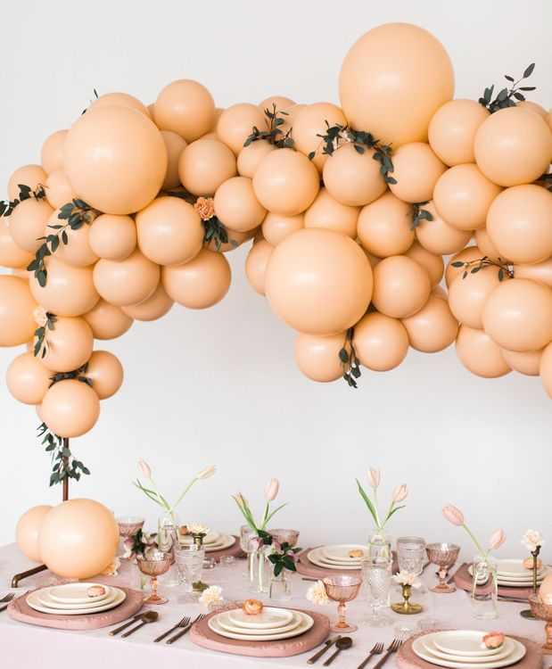 Balloon Arch For Hen Party