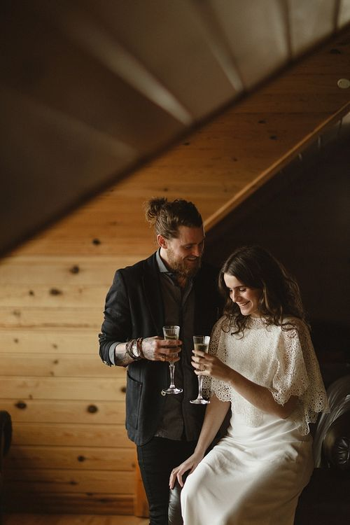 Edgy Icelandic Elopement Planned And Styled By Matthew Oliver Weddings With Charlie Brear Bridalwear And Images From Daniel Colvin Photography