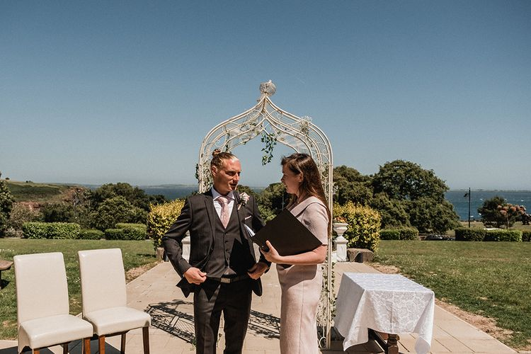 Outdoor Wedding at The Haven Hotel in Southern Ireland   Jason Mark Harris Photography