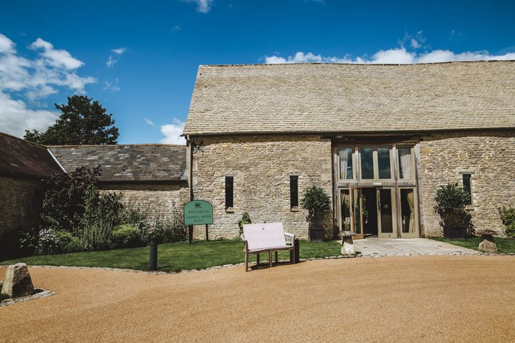 Caswell House Cotswolds Wedding Venue