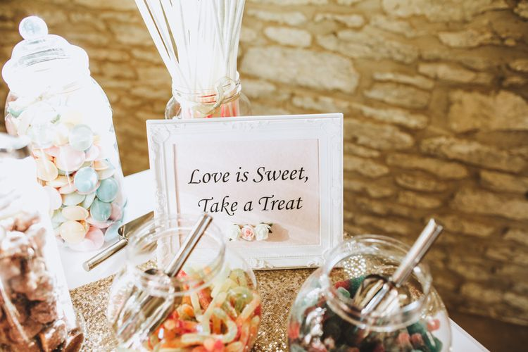 Sweetie Bar With Old School Pick n' Mix Favourites