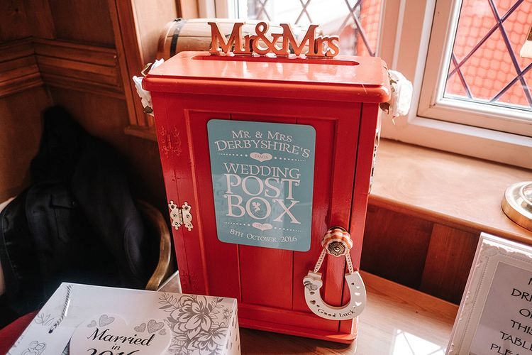 Wedding Postbox For Cards