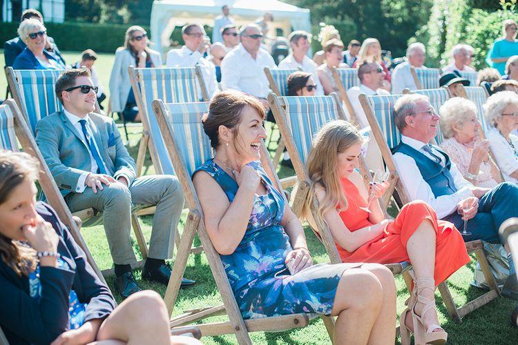 Wedding At Larmer Tree Gardens Dorset