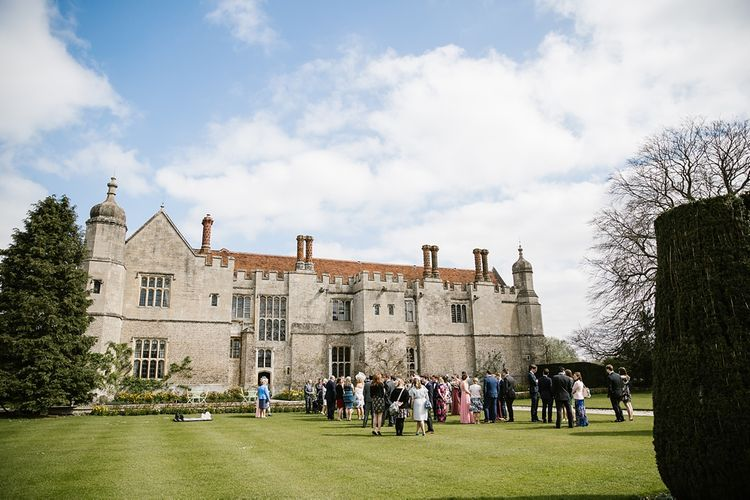 Spring Wedding at Hengrave Hall | Katherine Ashdown Photography