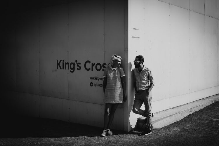 Pre Wedding Shoot In Kings Cross London