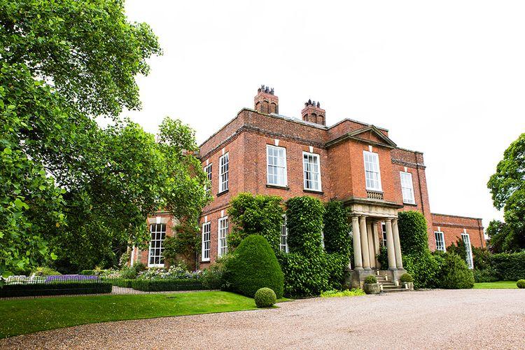 Iscoyd Park in Shropshire
