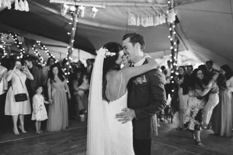 First Dance Wedding Portrait