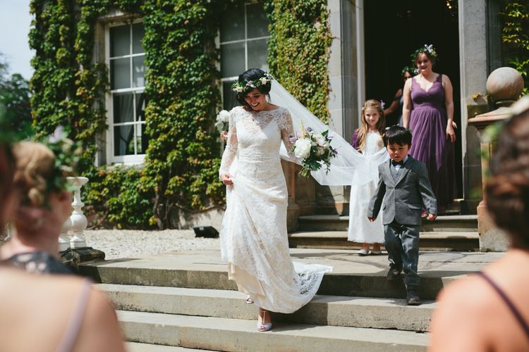 Venue   Carlowrie Castle, Edinburgh   Scotland Wedding   Images by Fraser Stewart