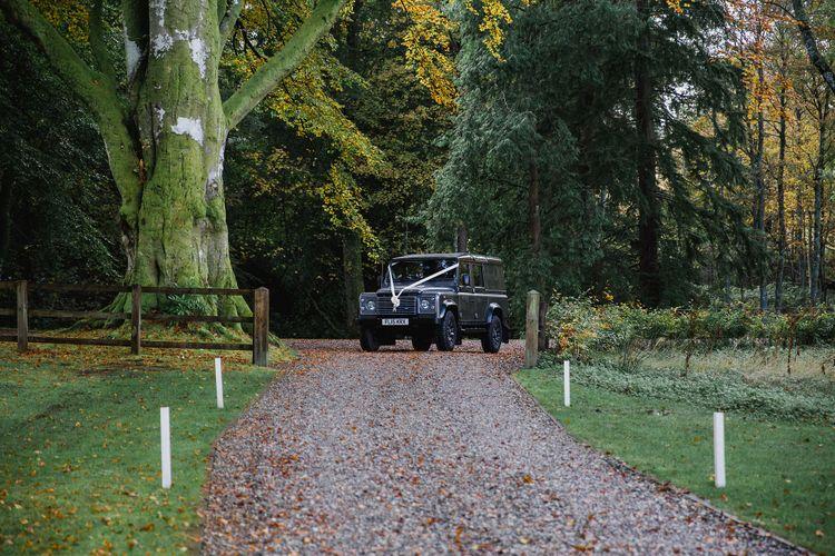 Bridal Entrance | Wedding Car