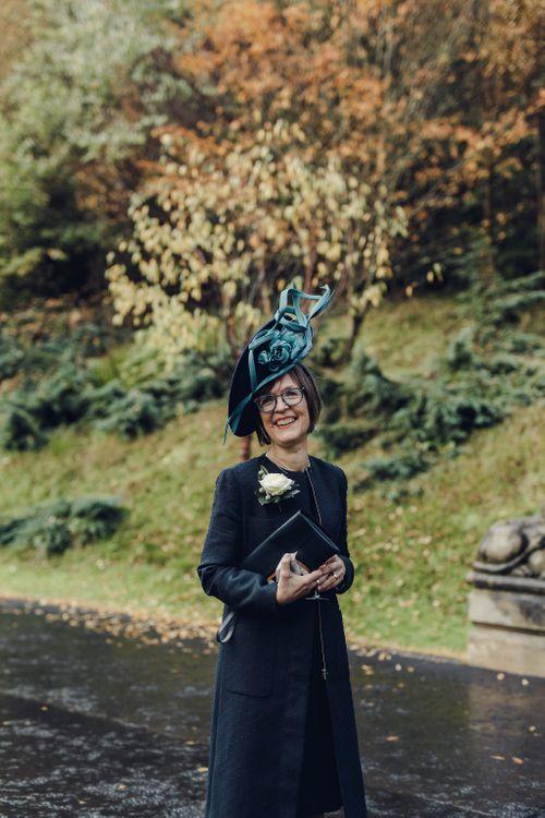 Fancy Wedding Hat