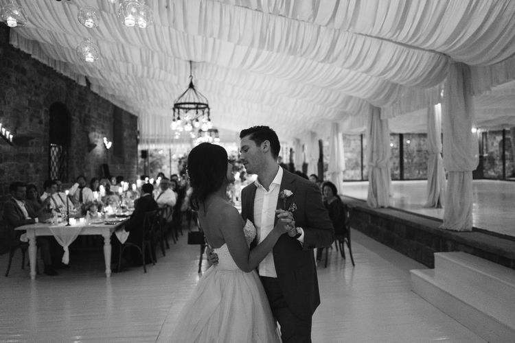 Bride & Groom First Dance   Stefano Santucci Studio Photography   Second Shooter Giuseppe Marano   Gattotigre Films