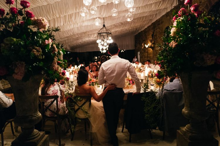 Wedding Reception Speeches   Stefano Santucci Studio Photography   Second Shooter Giuseppe Marano   Gattotigre Films