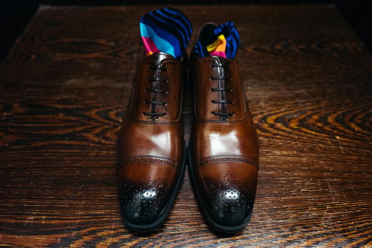Too Boot Grooms Shoes   Stefano Santucci Studio Photography   Second Shooter Giuseppe Marano   Gattotigre Films