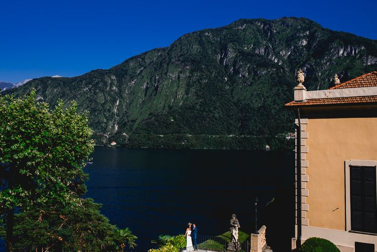 Destination Wedding at Villa del Balbianello