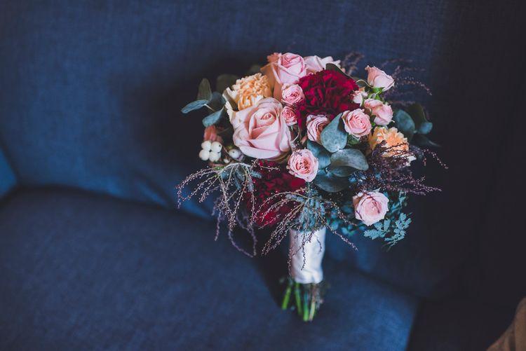 DIY Wedding Bouquet For Bride