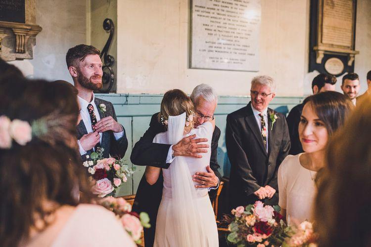 Church Wedding East London | St Leonards Church, Shoreditch
