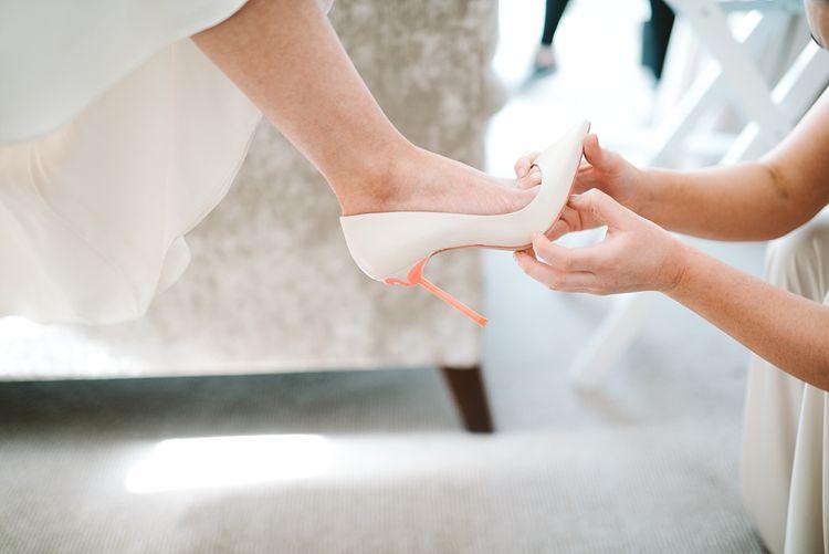 Sophia Webster Flamingo Shoes
