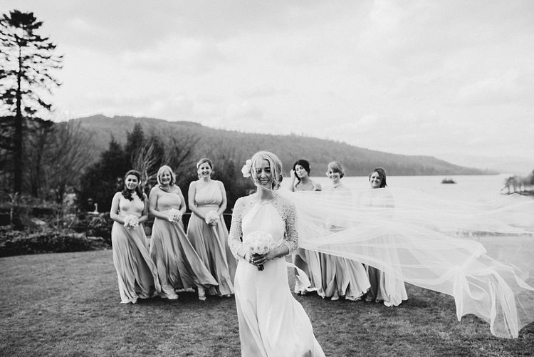 Wedding Party in Twobirds Dresses