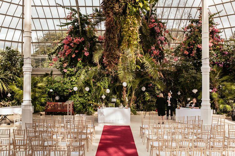 Botanical Ceremony at Sefton Park Palm House