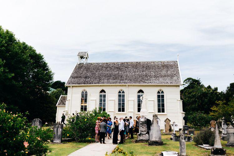 Chapel | New Zealand Wedding | Nigel John Photography
