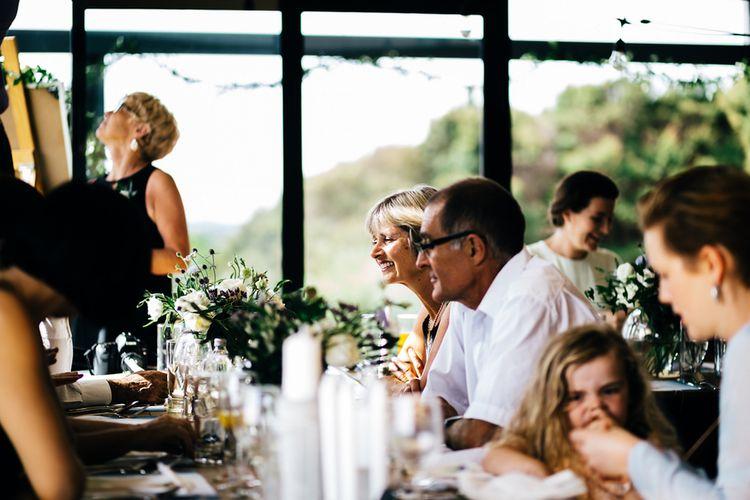 Wedding Reception at Mann House | New Zealand Wedding | Nigel John Photography