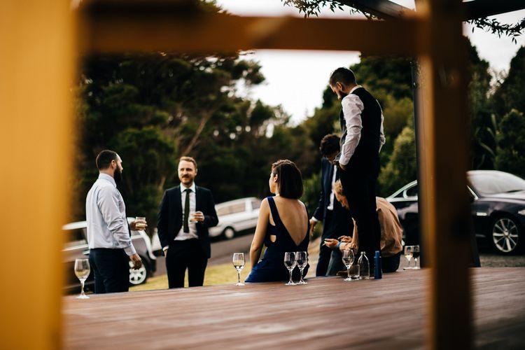 Wedding Guests | New Zealand Wedding | Nigel John Photography