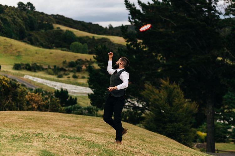 Friby Garden Games | New Zealand Wedding | Nigel John Photography