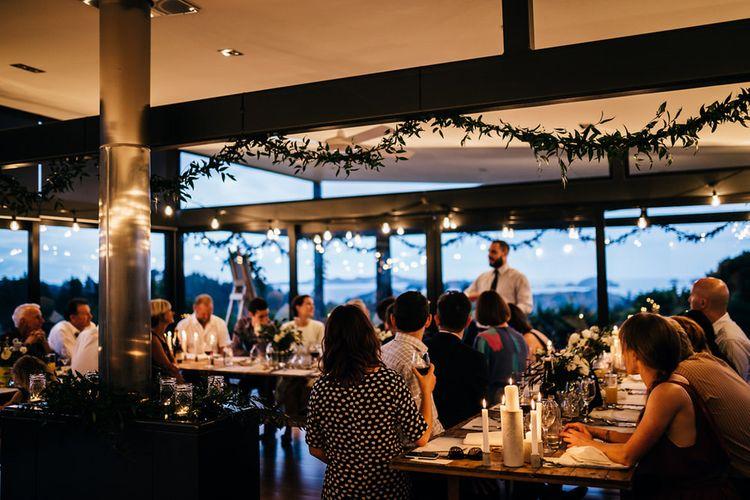 Mann House Wedding Reception | New Zealand Wedding | Nigel John Photography