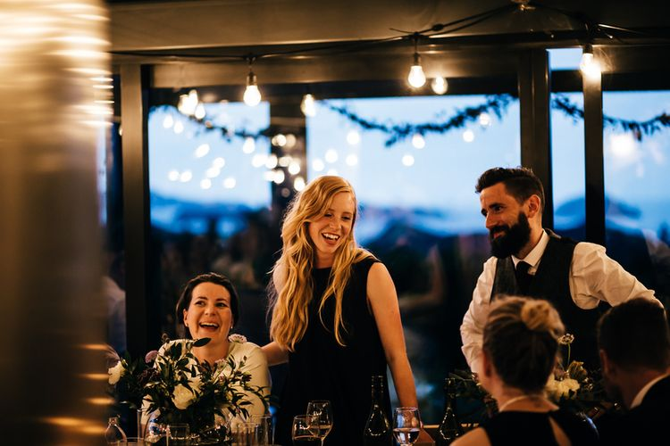 Wedding Speeches | New Zealand Wedding | Nigel John Photography