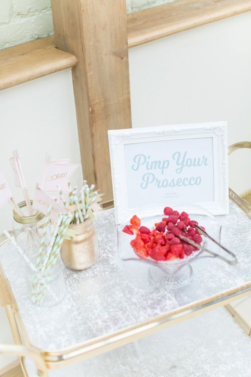 Pimp Your Prosecco Bar | Pastel Wedding at Gaynes Park | Anneli Marinovich Photography