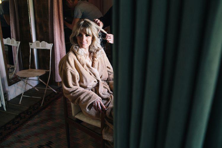 Getting Ready | Soho Farmhouse | Robbins Photographic