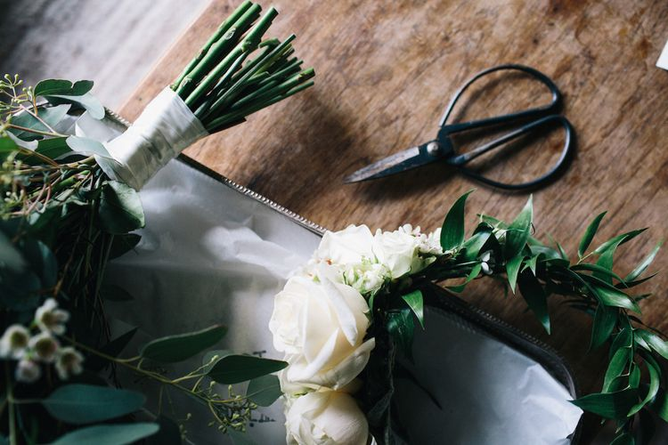 In-house Florals by Farm Flowers | Soho Farmhouse | Robbins Photographic