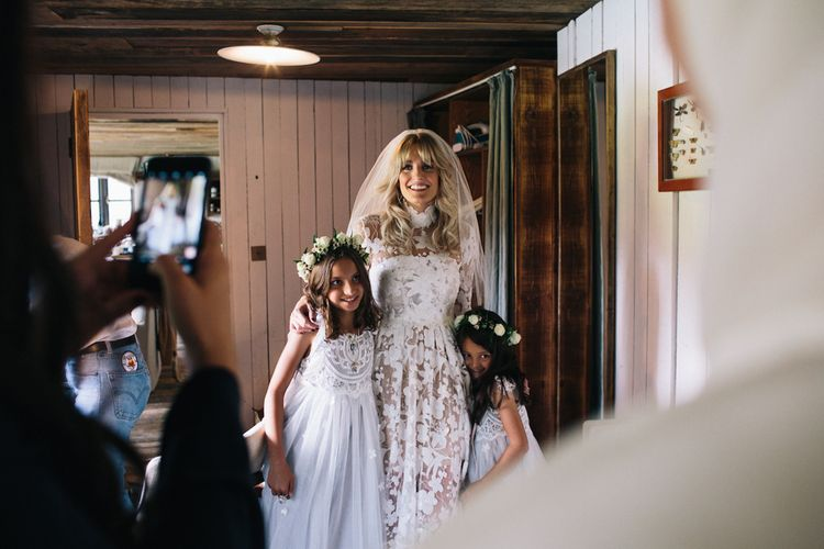 Getting Ready | Jesus Peiro | Morgan Davies Bridal | Soho Farmhouse | Robbins Photographic