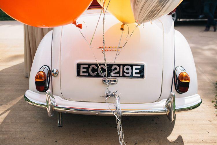 Balloons and Vintage Transport | Soho Farmhouse | Robbins Photographic