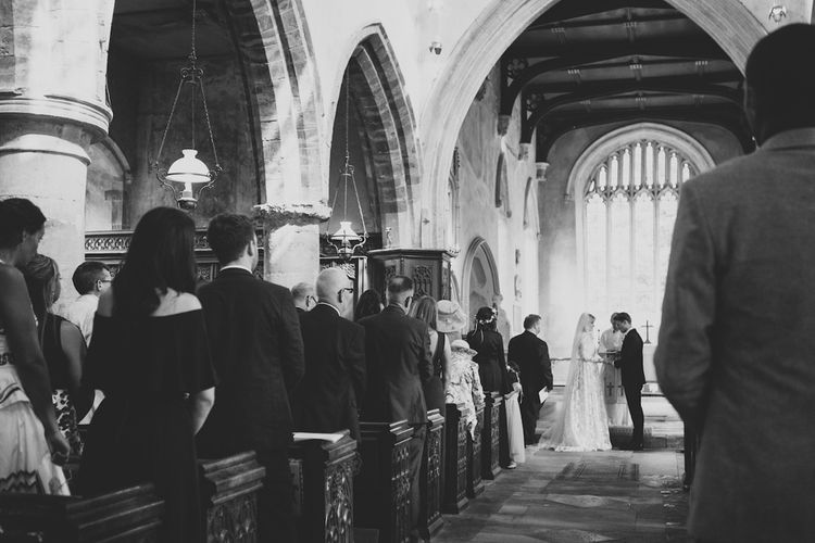 Church Ceremony | Soho Farmhouse | Robbins Photographic