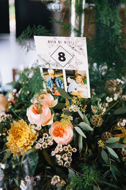 Table Names | Soho Farmhouse | Robbins Photographic