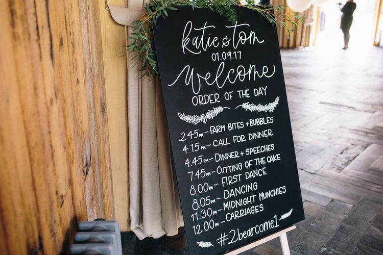 Decor Signage | Soho Farmhouse | Robbins Photographic
