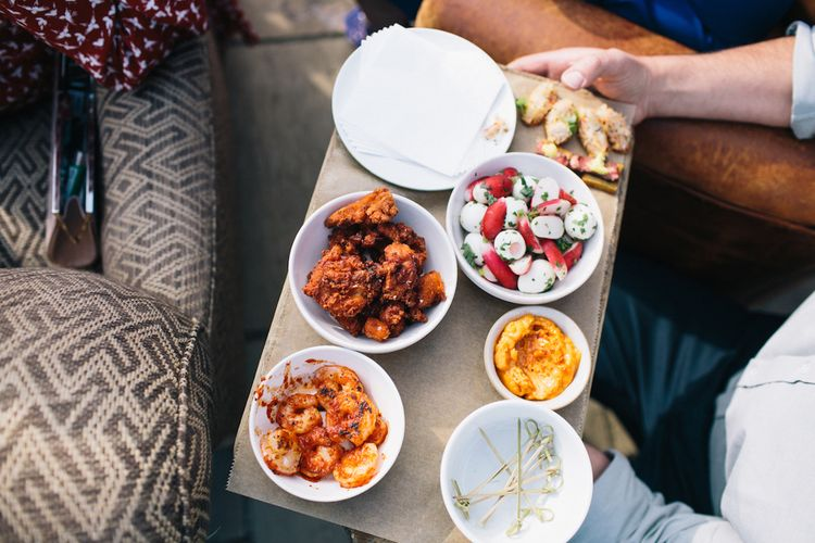 In-House Catering | Soho Farmhouse | Robbins Photographic