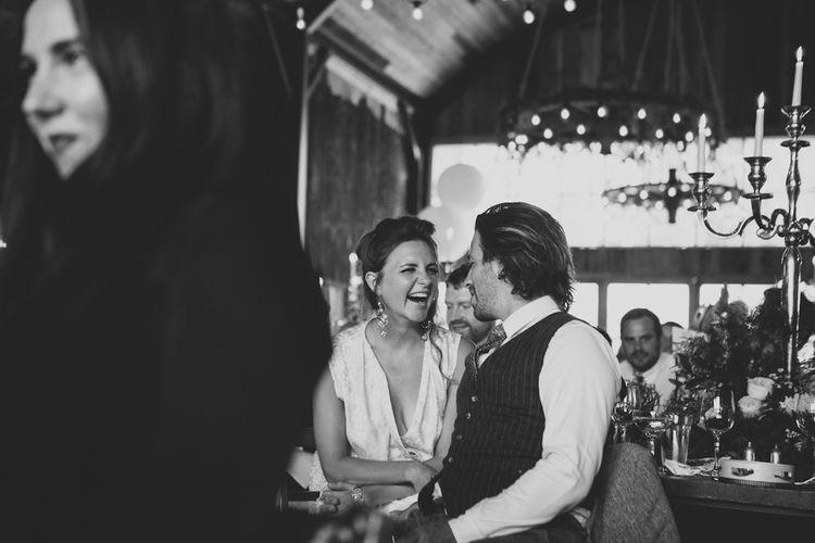 Reception and speeches | Soho Farmhouse | Robbins Photographic