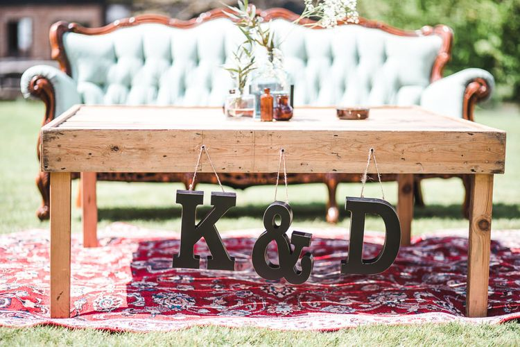 Wedding Decor | PapaKåta Sperry Tent at Chafford Park in Kent Countryside | Eve Dunlop Photography | Roost Film Co.