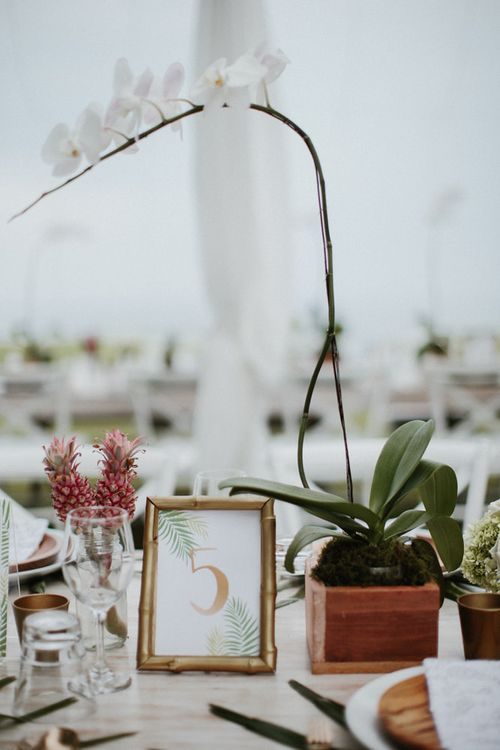 Stylish Bali Wedding | Images by James Frost