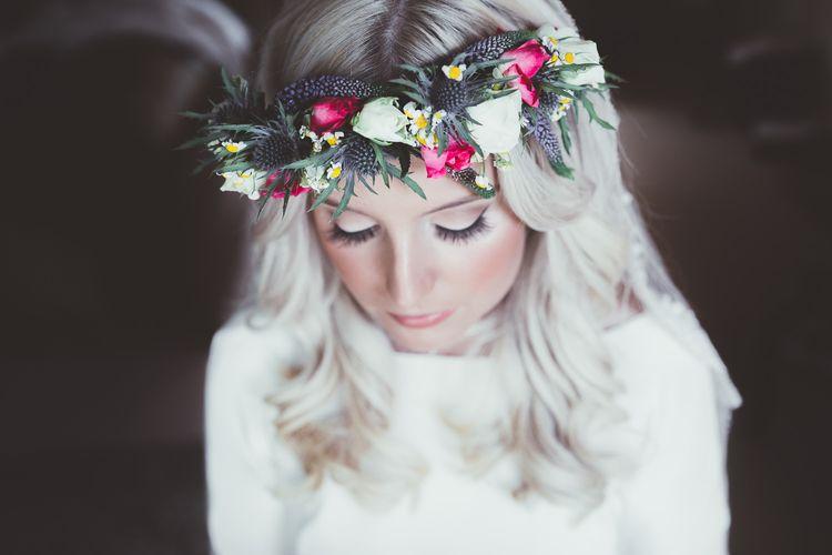 Bright Floral Crown