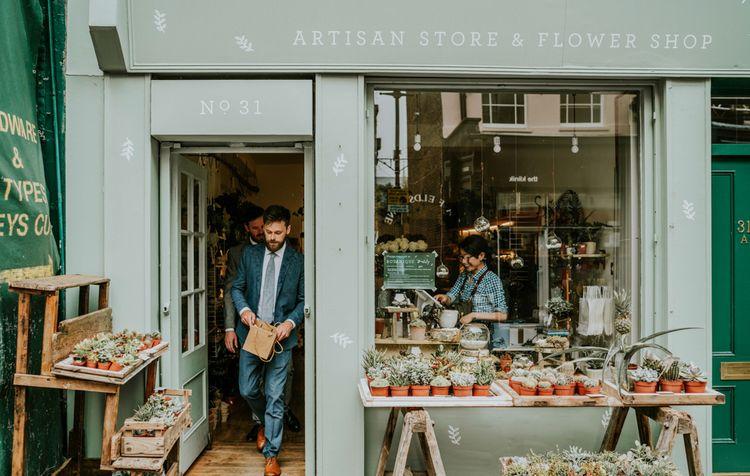 Groomsmen | Contemporary Wedding at the Artisan Bar Clerkenwell, London | Bridgwood Wedding Photography | Long Story Short Film