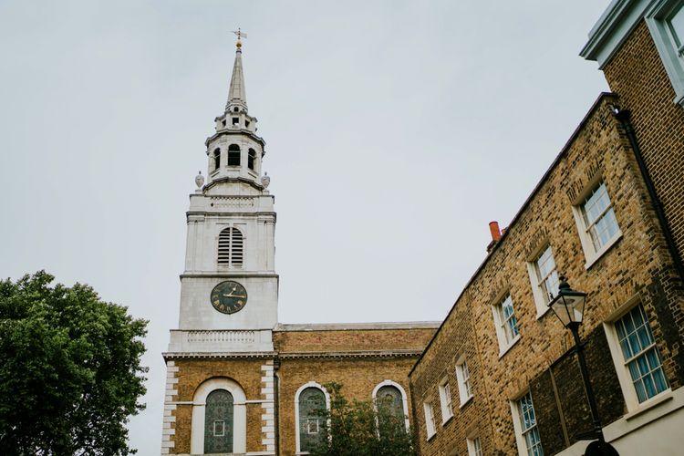 Church | Contemporary Wedding at the Artisan Bar Clerkenwell, London | Bridgwood Wedding Photography | Long Story Short Film