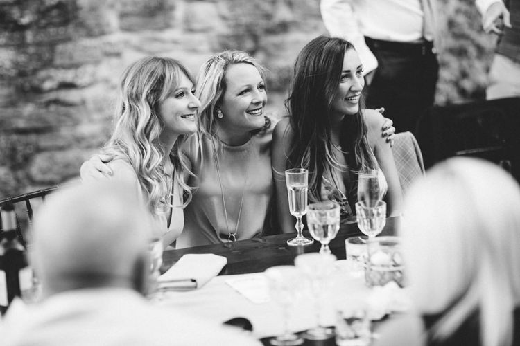 Wedding Guests | Outdoor Wedding at Borgo Bastia Creti in Italy | Paolo Ceritano Photography
